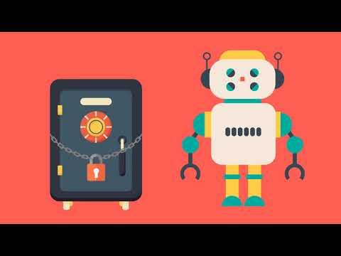 Robot cu semnale de opțiune binară