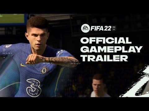 Bade-annonce officielle jouabilité de FIFA 22