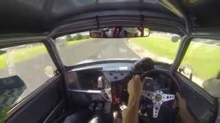 preview picture of video '48h de La Châtre 2014 - Mini Cooper S Youles onboard'