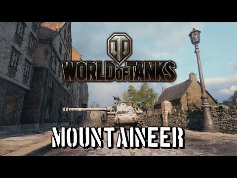 World of Tanks - Mountaineer
