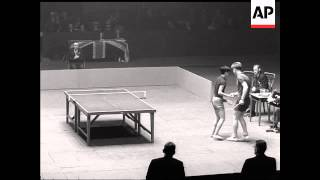 TABLE TENNIS CHAMPIONSHIP - SOUND