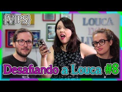 Desafiando a Louca feat. Leitor em crise | {VIPS #8} Louca dos livros 2018