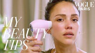 Jessica Alba's At-home Self-care Beauty Routine | Vogue Paris
