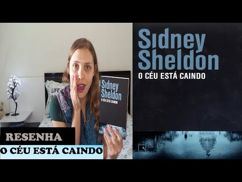 O CÉU ESTÁ CAINDO-  SIDNEY SHELDON (the sky is falling)
