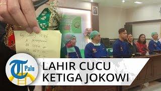 Selvi Ananda Lahirkan Anak Kedua Cucu Ketiga Jokowi