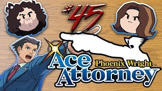 Phoenix Wright - 45 - More Like Bye-a