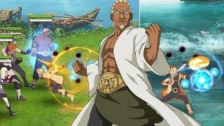 Is 4th Raikage Still OP? - Naruto Online