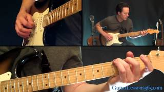 Don't Fear The Reaper Guitar Lesson - Blue Oyster Cult - Famous Riffs