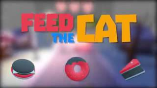 Feed The Cat: VR game promo-rolik