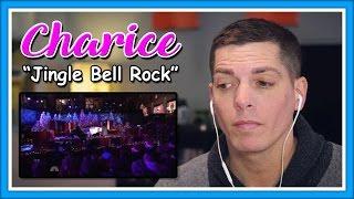 Charice Reaction | Jingle Bell Rock — 2010 Rockefeller Center