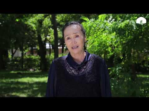 Назира Мамбетова: ыктыярчылар муктаж бейтаптарга жардамын аяган жок