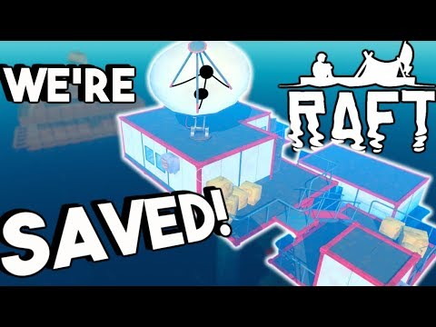 Raft - The Search Is OVER! Welcome To UTOPIA, Our Own Ending! - Raft
