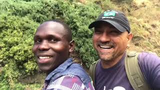 preview picture of video 'Boda Boda ride in Uganda'