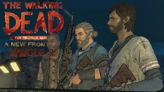 The Walking Dead: A New Frontier - Chap 2 - Ep 3 - Attaque Frontale