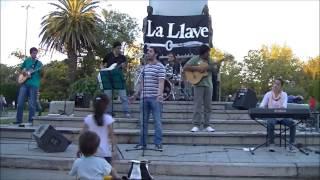 preview picture of video 'LA LLAVE En la Plaza San Martin Parte 1 - Trenque Lauquen - 23/03/2014'