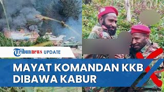 Komandan Operasi KKB Tewas Terlibat Baku Tembak dengan Aparat, Jasad Dibawa Kabur Anggotanya