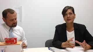 Hala Ayala Says Medicaid Helps People Grow Their Careers (9/19/17)
