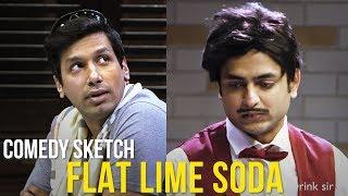 Kenny Sebastian & Kanan Gill   Comedy Sketch - Flat Lime Soda