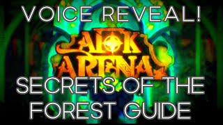 Afk Arena Secrets of the Forest Guide - Thủ thuật máy tính
