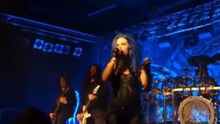 Arch Enemy - No Gods No Masters, Hellraiser Leipzig 31.03.2017