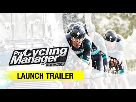 Pro Cycling Manager 2019   Launch Trailer