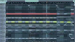 Angels And Airwaves - Love Like Rockets (FL Studio 11 Cover)