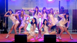 151108 Melody cover SNSD - You-Aholic + Karma Butterfly + Genie @The Idol Battle Cover Dance (Semi)