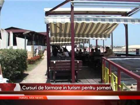 Cursuri de formare în turism pentru şomeri – VIDEO