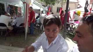 preview picture of video 'el centenario de la abuela, cigales'
