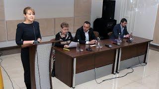 Отчетно-выборная конференция Криворожской ВО «Батьківщина»