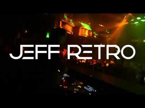 Jeff Retro 2018 Hakkasan Group Residency Announcement...