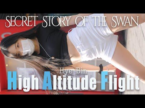 201122 댄스팀 하프 HAF 혜빈 '환상동화 Secret Story of the Swan'…