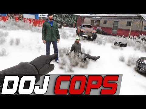 Dept. of Justice Cops #379 - Moto-Vloggers (Civilian)