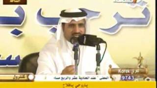 الشاعر صالح بن عزيز قصيدة كلاشنكوف