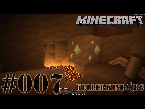 Minecraft: I will survive #007 - Diamanten! ★ Let's Play Minecraft [HD|60FPS]