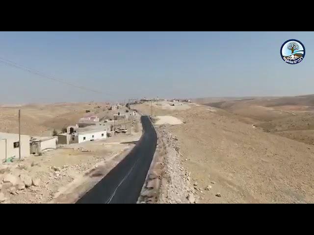 """לא מחכים לאישור: הרשות הפלסטינית סללה כביש חדש בשטח האש הצה""""לי"""