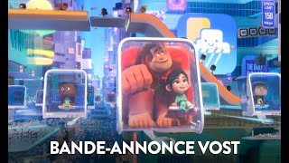 Ralph 2.0 | Bande-annonce #3 VOST | Disney BE