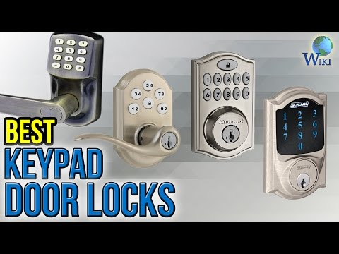 10 Best Keypad Door Locks 2017
