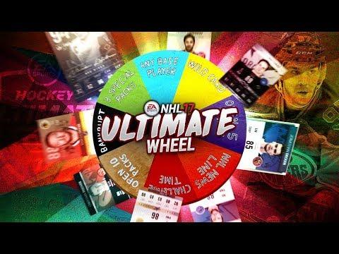 ULTIMATE WHEEL - S1E31 - NHL 17 Hockey Ultimate Team
