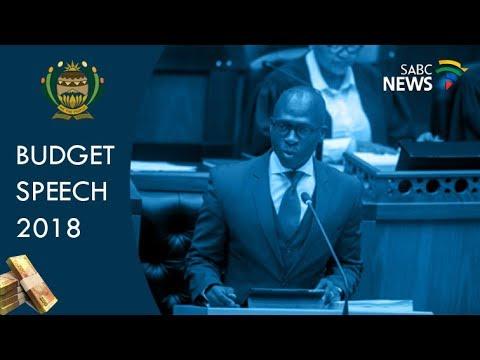 Budget Speech 2018