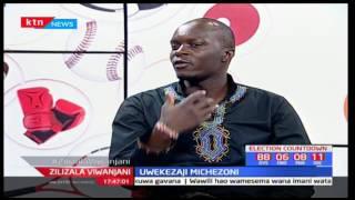 Mgombea ubunge Trans Nzoia-Allan Chesani na Bruce Cheti-Uwekezaji Mchezoni: Zilizala Viwanjani pt 2