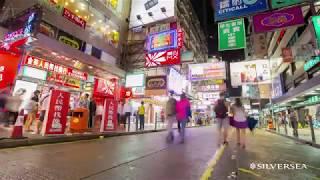 Silversea Cruises: Asien