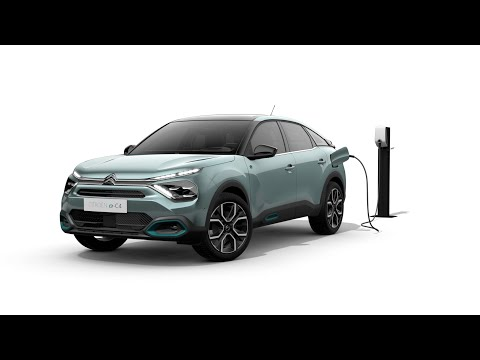 NEW CITROËN C4 & ë-C4 - 100% ËLECTRIC : FROM SKETCHES TO REALITY