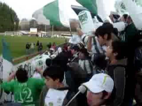 """""""Los devo!"""" Barra: Los Devotos • Club: Deportes Temuco"""
