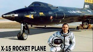 X-15 Rocket Plane | The World's Fastest Airplane | NASA Documentary | 1962