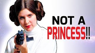 The COMPLETE History and Lore of Princess Leia