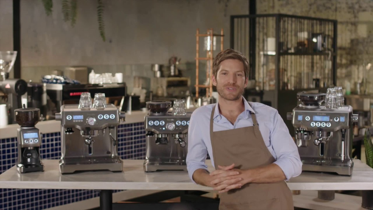 Breville Barista Express key features