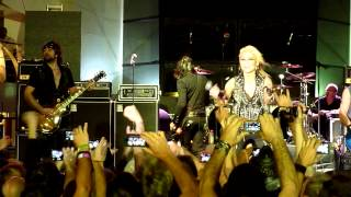Doro - Breaking the Law - Monsters of Rock Cruise 2014