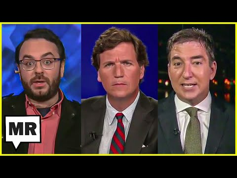 The Story Tucker Guests Like Michael Tracey Refuse To Cover