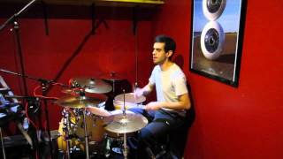 Dave Matthews Band - Belly Belly Nice - Drum Cover - César Paulo